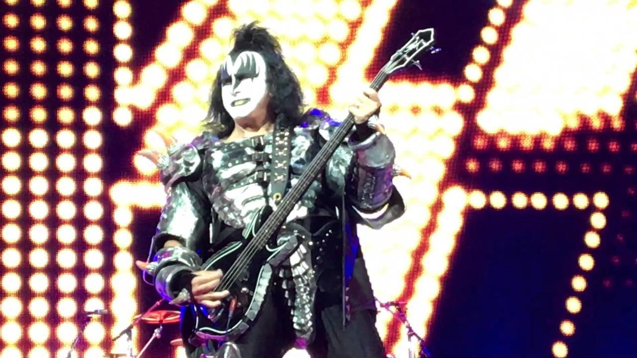 Kiss Detroit Rock City Richmond Coliseum 992016 Youtube