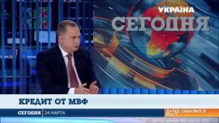 Гость информационной программы «Сегодня» - Борис Колесников