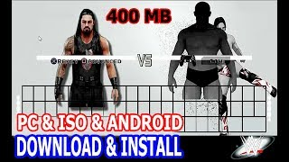 wwe 2k19 psp download video, wwe 2k19 psp download clips
