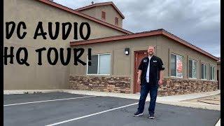 DC AUDIO HEADQUARTERS | OFFICIAL TOUR