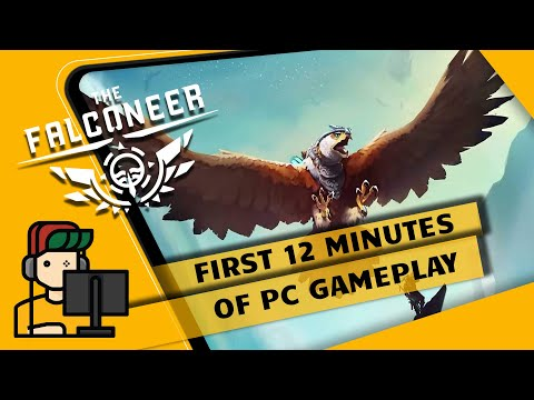 First 12 Minutes of THE FALCONEER PC Gameplay |
