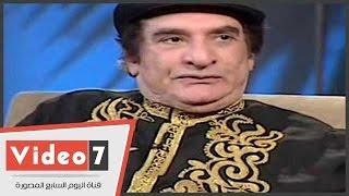 الفنان محى إسماعيل يكشف سر أدائه لدور