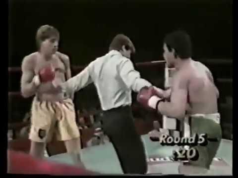 Donny Lalonde vs Mustafa Hamsho - May 1987