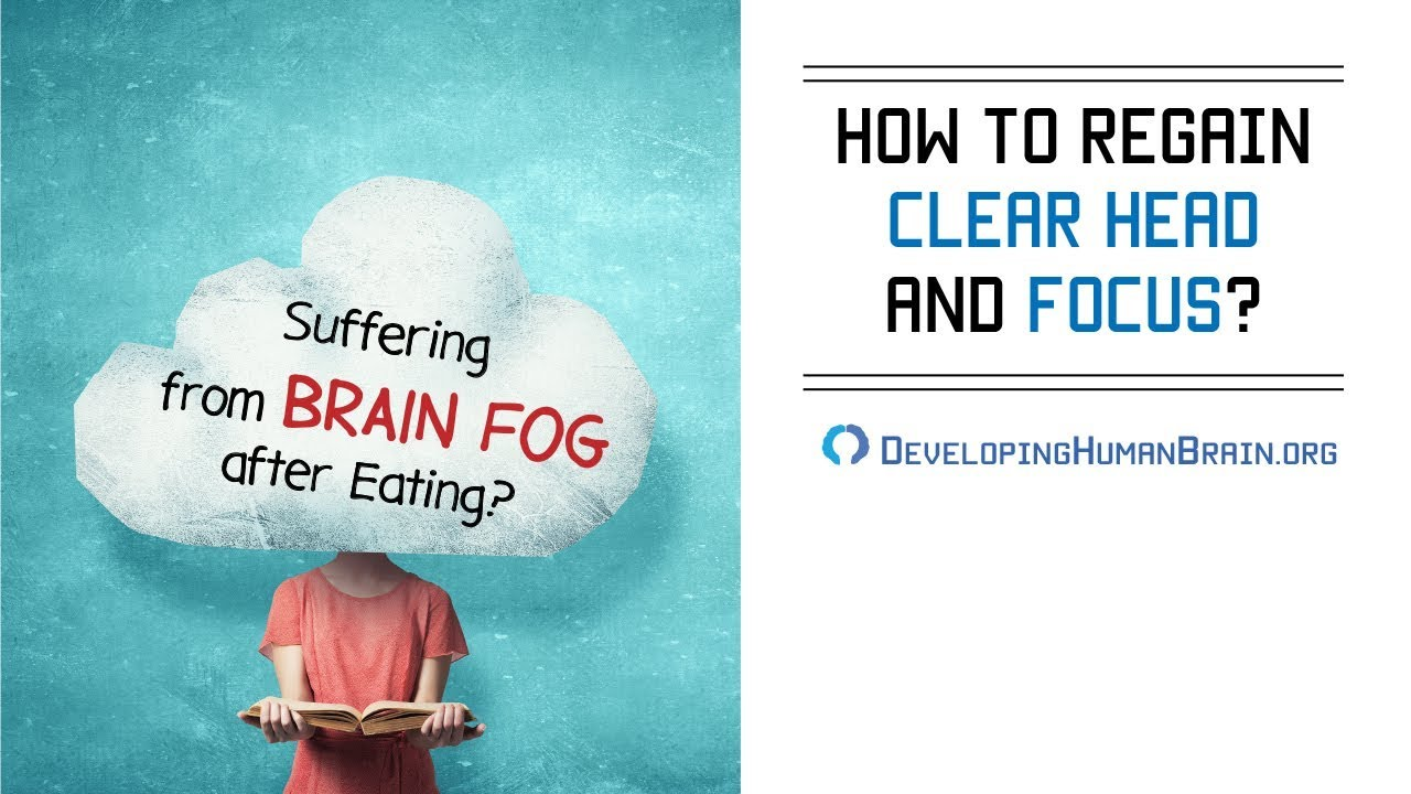 Suffering from Brain Fog? What Causes It and How to Clear It
