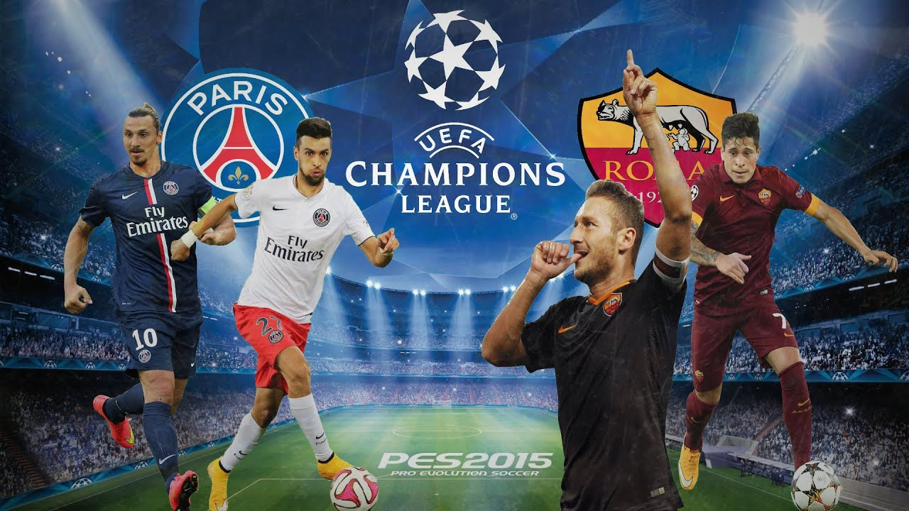 As Roma Vs Psg