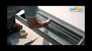 видео Hidria IMP Klima внутрипольные водяные конвекторы отопления