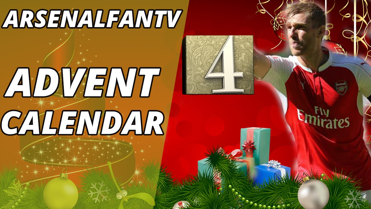 ... Silverware For Arsenal (Ft Claude)   Advent Calendar Day 4 - YouTube