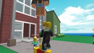 My Second you're playing ROBLOX
