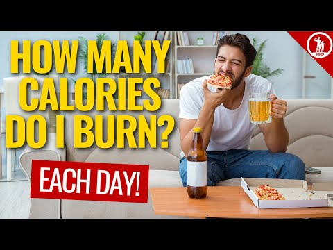 How Many Calories Do I Burn A Day? + Calorie Calculator For Weight Loss