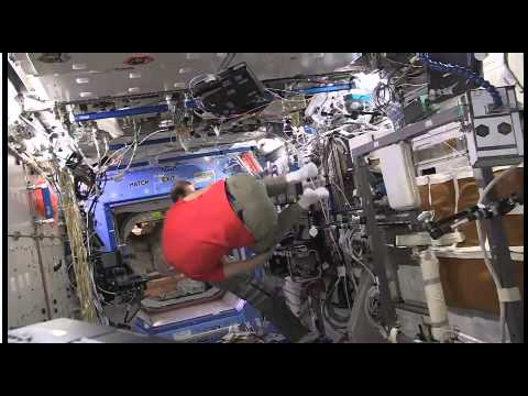 Expedition 39 - SpaceX Dragon CRS-3 Berthing To ISS NASA TV Coverage