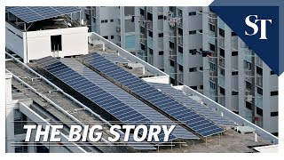 Singapore to ramp up solar energy production | THE BIG STORY | The Straits Times