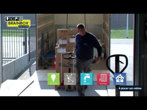Brainbox électricité Domotique Sanitaire Chauffage