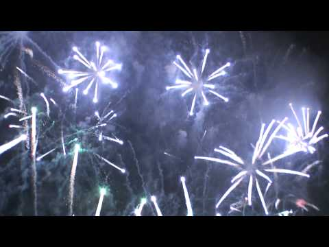 Funchal Madeira Fireworks 2011