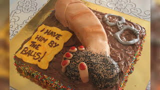 20 Weird Cakes You Won't Believe Were Ever Made #2