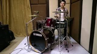 Pilihanku - GMS Live (Drum Cover)