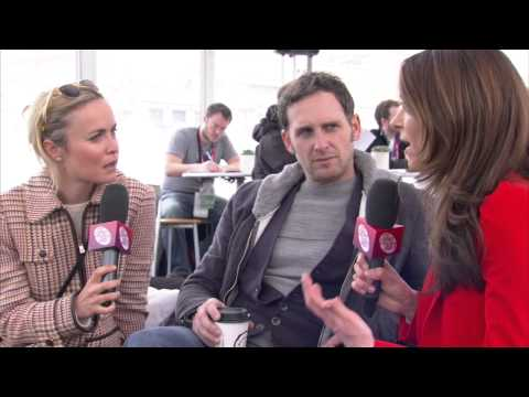 Josh Lucas and Radha Mitchell talk 'Big Sur' at the 2013 Sundance Film Festival