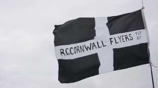 RC Cornwall Flyers Flag