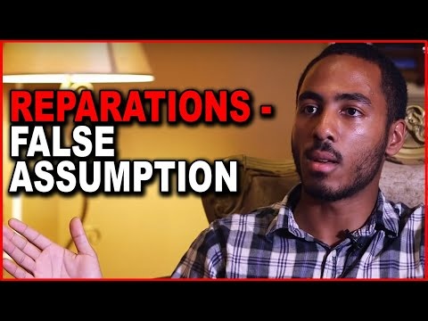 Coleman Hughes: How Our Discussions Of Reparations Rely On A Completely False Assumption
