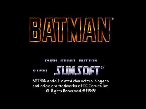 Batman - Gotham City Streets
