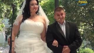 Одесская свадьба в городском саду
