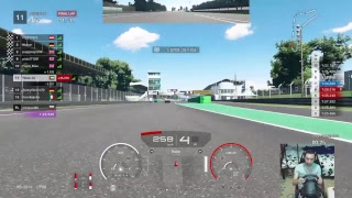 GT Sport - FIA exhibition season - Nations cup - Round 6 - Monza - 2nd try