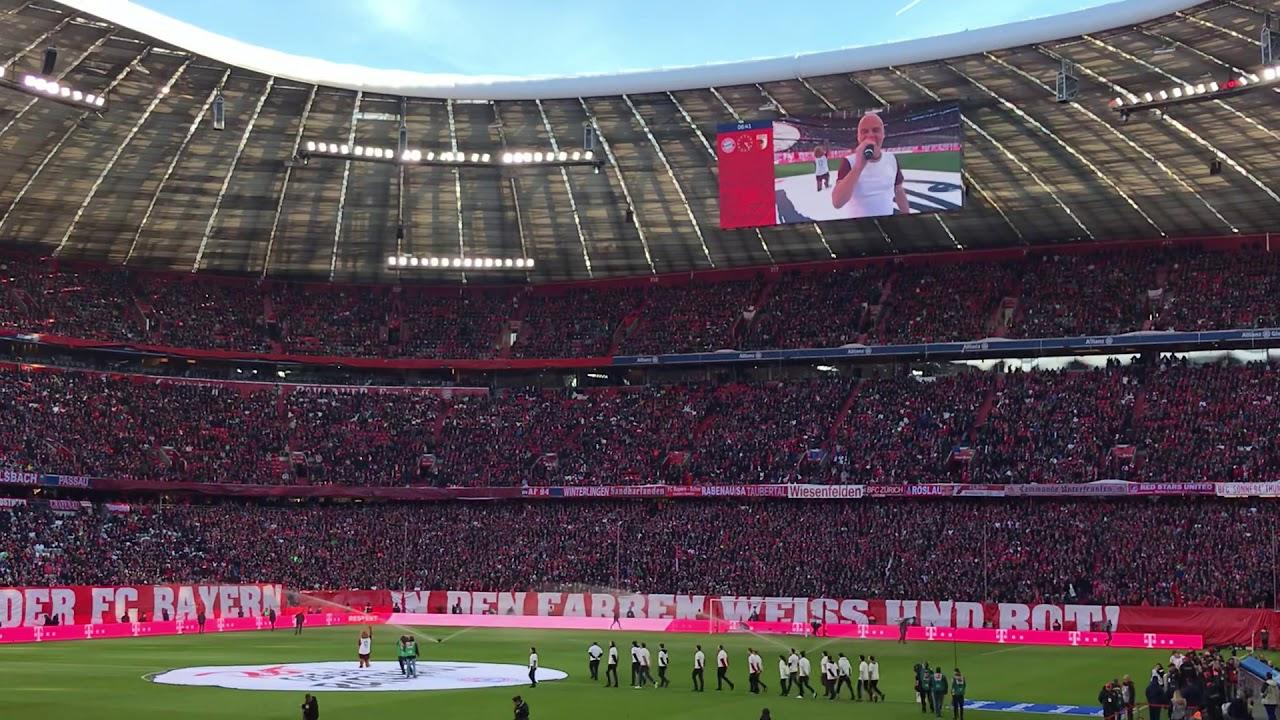 Mannschaftsaufstellung Fc Bayern
