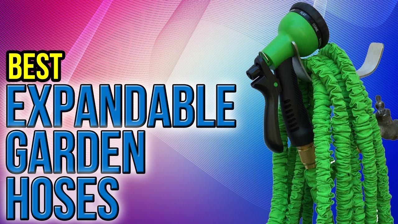 9 best expandable garden hoses 2017 - Best Expandable Garden Hose