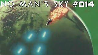 NO MAN'S SKY | Weltraumschlacht | #014 | ★ LIVE LET'S PLAY ★ [Deutsch / German]