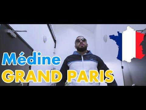 GERMAN REACTS TO FRENCH RAP: Médine - GRAND PARIS | cut edition