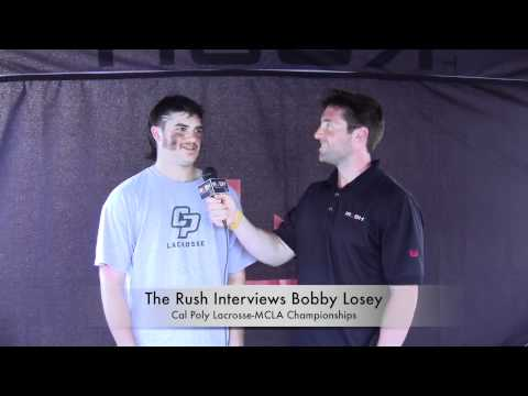 The Rush Interviews Bobby Losey