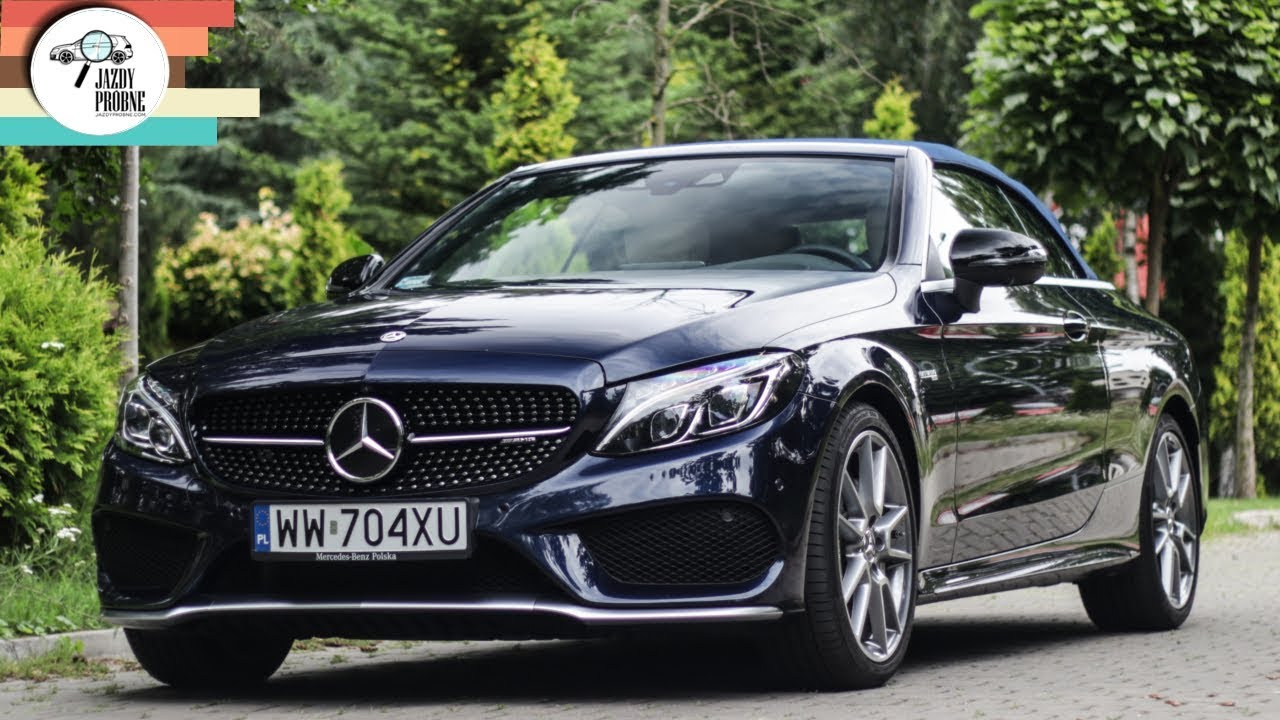 Mercedes-AMG C43 Cabrio 3.0 V6 367 KM: Piękny okaz – #226 Jazdy Próbne