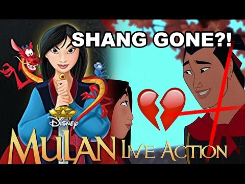 MULAN Live Action - Mulan gets a  new man?! See the Mulan casting and release date!