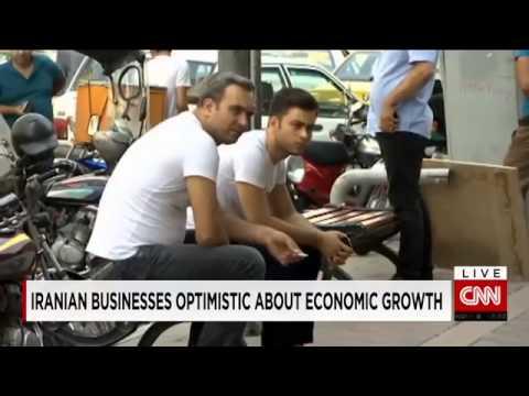 IRAN economic growth CNN