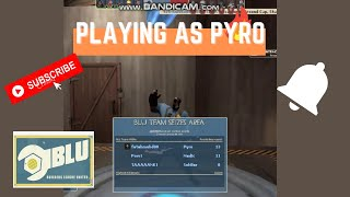 Team Fortress 2 - Playing as Pyro