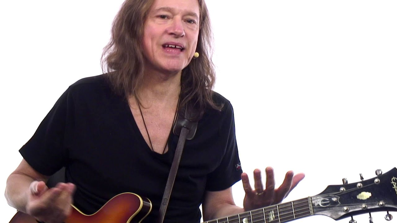 Robben Ford Q Amp A 3 Practice Regimens Youtube