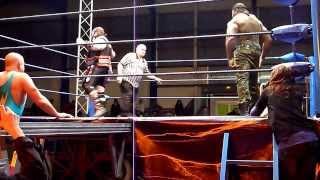 Catch Wrestling Stars 4 vs 4 en 2 manches gagnantes thumbnail