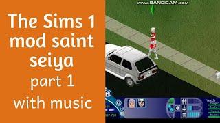 Saint Seiya The Sims 1 mod part1