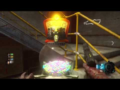 BLacK Ops 3 Zombies Der Eisendrache Easter Egg Arabic Kuwait