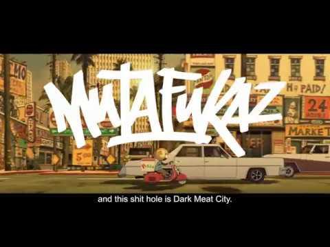 MUTAFUKAZ – International Premiere Trailer