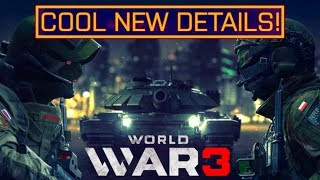 World War 3 Game: 57 New Details About the Game: Maps, Gameplay Info, Cosmetics + More (Dev AMA)