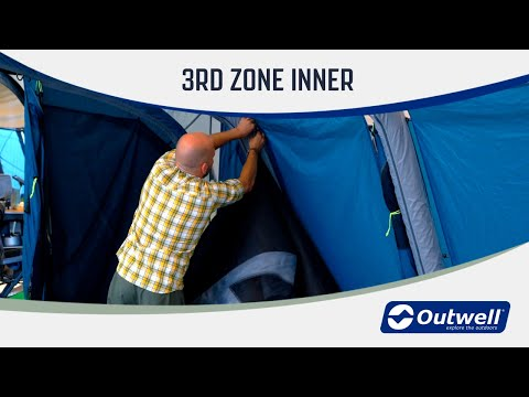 Outwell 3rd Zone Inner (New feature 2020)  | Innovative Family Camping