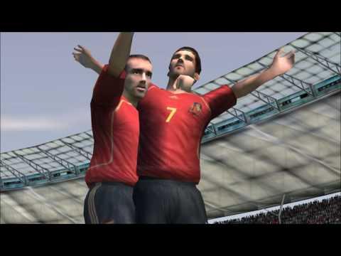 UEFA Euro 2008 PSP Gameplay HD