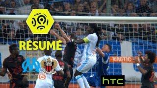 Olympique de Marseille - OGC Nice (2-1)  - Résumé - (OM - OGCN) / 2016-17
