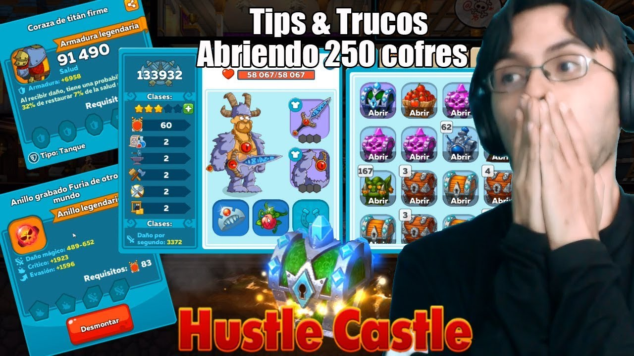 Hustle Castle Tips