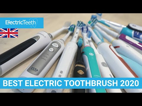 The 7 Best Electric Toothbrushes