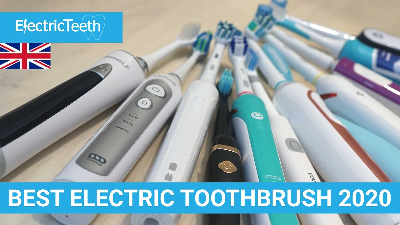 Best Electric Toothbrush 2020 Uk Youtube