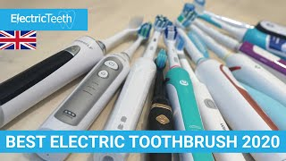 Gambar cover Best Electric Toothbrush 2020 [UK]