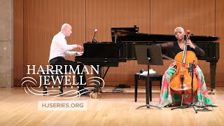 Cellist Ifetayo Ali-Landing and Pianist Evangelos Spanos in Livestream Discovery Concert