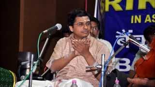 Gajavadana Beduve - (Carnatic / Classical song by Dr R Ganesh)