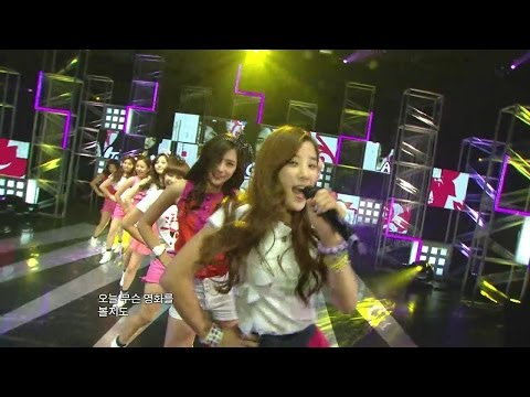 【TVPP】Apink - It Girl, 에이핑크 - 잇 걸 @ Music Core Live